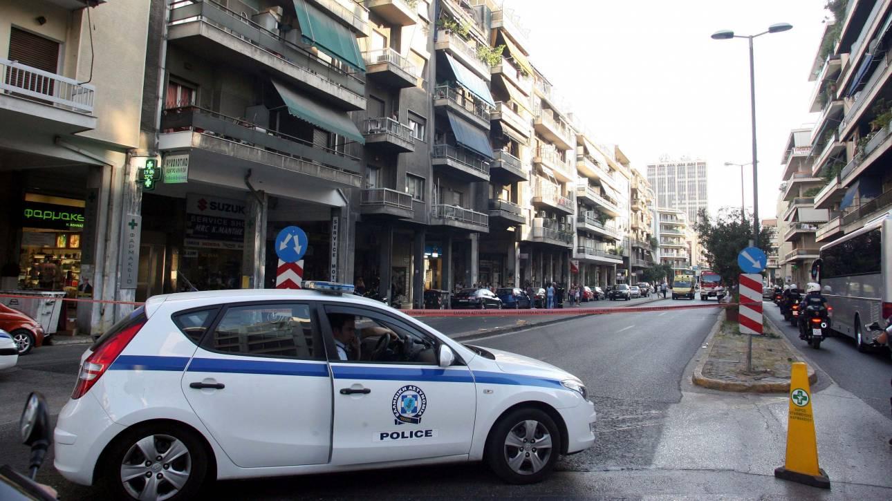 Ένοπλη ληστεία σε κοσμηματοπωλείο στη Μεσογείων