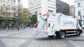 Αποκομιδή σκουπιδιών μέσω... μηνυμάτων στην Αθήνα