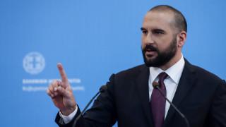 Τζανακόπουλος: Τις επόμενες μέρες στη Βουλή το πρωτόκολλο του ΝΑΤΟ για ΠΓΔΜ
