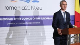 Γενς Στόλτενμπεργκ: Σϋντομα οι υπογραφές για την ένταξη της πΓΔΜ στο ΝΑΤΟ