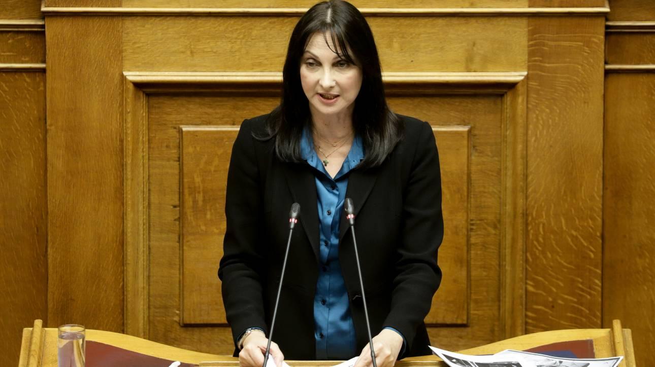 Τζανακόπουλος για Κουντουρά: Είχε την παρρησία και το σθένος να στηρίξει τη Συμφωνία των Πρεσπών