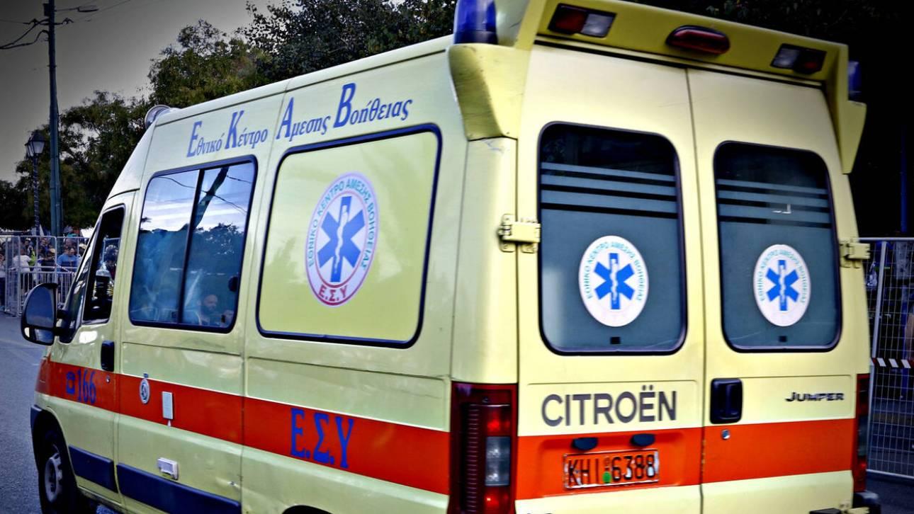 Ζάκυνθος: Τραγικός θάνατος για 70χρονο που καταπλακώθηκε από το φορτηγάκι του