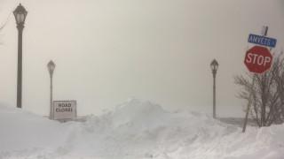 ΗΠΑ - Οι ειδικοί προειδοποιούν: Πέντε λεπτά στο κρύο αρκούν για να πάθεις υποθερμία