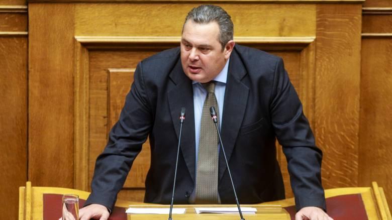 Επίθεση Καμμένου σε Τσίπρα: «Δεν θέλω χάρες, εκτός από Ρουβίκωνες υπάρχουν κι Έλληνες, Αλέξη»