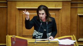 Δεν διαγράφει ο ΣΥΡΙΖΑ την Μεγαλοοικονόμου - Ο Λεβέντης θέλει την παραίτησή της