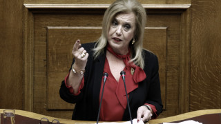 Σιγή ιχθύος από την Θεοδώρα Μεγαλοοικονόμου μετά τα περί ίδρυσης κόμματος