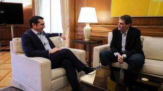 Χρίσμα στον Χρήστο Γιαννούλη έδωσε ο Αλέξης Τσίπρας για την Κεντρική Μακεδονία