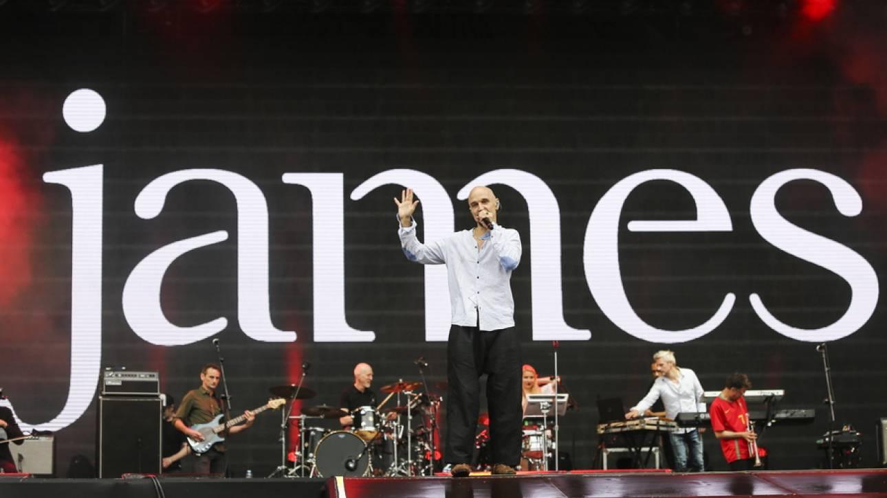 Οι James έρχονται τον Ιούνιο για συναυλίες: Γιατί να πας -ξανά- να τους δεις;