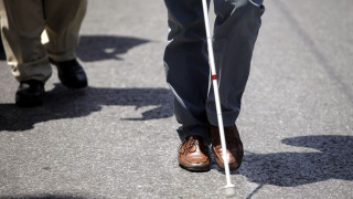 Σκιάθος: Στη «μάχη» των αυτοδιοικητικών εκλογών η 45χρονη τυφλή Μαρία Καβούρη