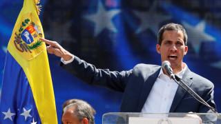 Γκουαϊδό: Η αλλαγή στη Βενεζουέλα είναι πολύ, πολύ κοντά