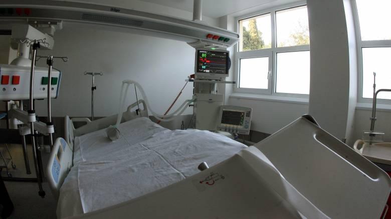 Κρήτη: 24χρονη γέννησε ενώ νοσηλεύεται στην ΜΕΘ με ιό γρίπης