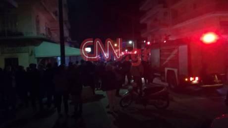Έκρηξη στην Καλαμάτα με τρεις νεκρούς