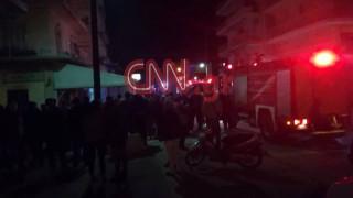 Έκρηξη Καλαμάτα: Συγκλονιστικές εικόνες από το σημείο της τραγωδίας