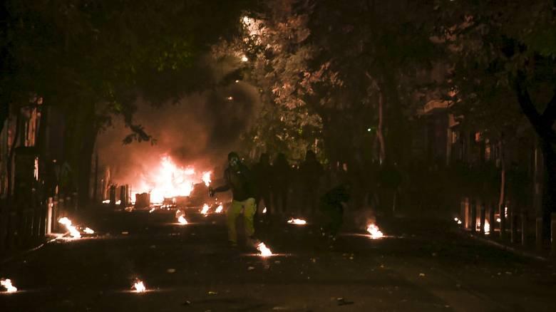 Θεσσαλονίκη: Επίθεση με βόμβες μολότοφ τα ξημερώματα κοντά στο τουρκικό προξενείο