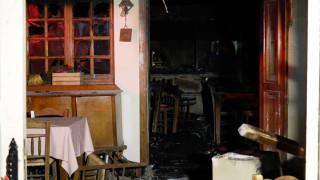 Τραγωδία στην Καλαμάτα: Με βαριοπούλα προσπαθούσε να σπάσει τον τοίχο ο ιδιοκτήτης της ταβέρνας