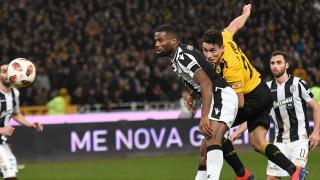 ΑΕΚ-ΠΑΟΚ 1-1: Ισοπαλία αντοχής και τίτλου