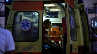 Αιματηρό επεισόδιο μεταξύ αλλοδαπών στο κέντρο της Θεσσαλονίκης