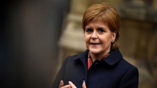 Brexit: Η Νίκολα Στέρτζον θα ζητήσει νέο δημοψήφισμα για το «διαζύγιο» με την Ε.Ε.