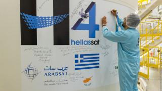 Αντίστροφη μέτρηση για την εκτόξευση του Hellas Sat 4