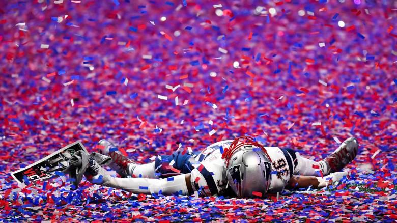 Super Bowl: Οι New England Patriots (ξανά) στην κορυφή