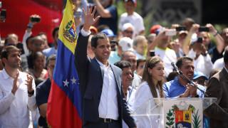 Βαθαίνει η κρίση: Ευρωπαϊκές χώρες αναγνωρίζουν τον Γκουαϊδό