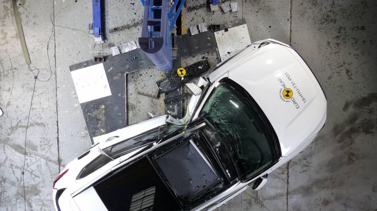 Αυτοκίνητο: Δείτε πώς γυρίζονται τα εντυπωσιακά βίντεο των crash tests
