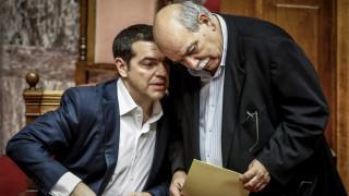 Επιστολή Τσίπρα σε Βούτση: Καμία πρωτοβουλία για αλλαγή του ισχύοντος κανονισμού της Βουλής