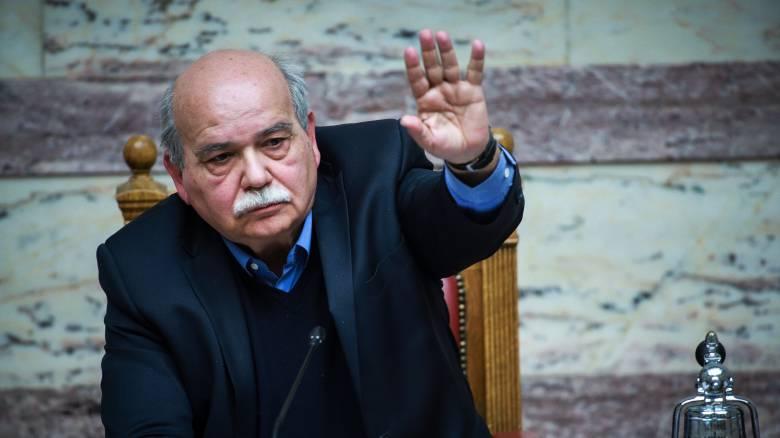 «Θύελλα» στη Βουλή για την επιστολή Τσίπρα σε Βούτση