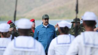 Βενεζουέλα: Τη βοήθεια του Πάπα και του Θεού ζητά ο Μαδούρο