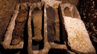 Αρχαιολογικός θησαυρός: Δεκάδες μούμιες άνω των 2.000 ετών ανακαλύφθηκαν στην Αίγυπτο