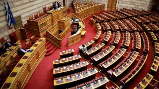 Οι έξι που στήριξαν την κυβέρνηση έγιναν… ένα με την ΚΟ του ΣΥΡΙΖΑ