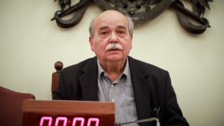 Στην Επιστημονική Επιτροπή της Βουλής στέλνει ο Βούτσης το θέμα των ΑΝΕΛ