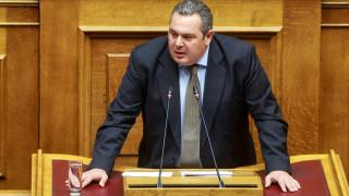 Καμμένος: Αντιδημοκρατική προσπάθεια για να πάρουν από τους ΑΝΕΛ την ΚΟ - Σε τι ελπίζει