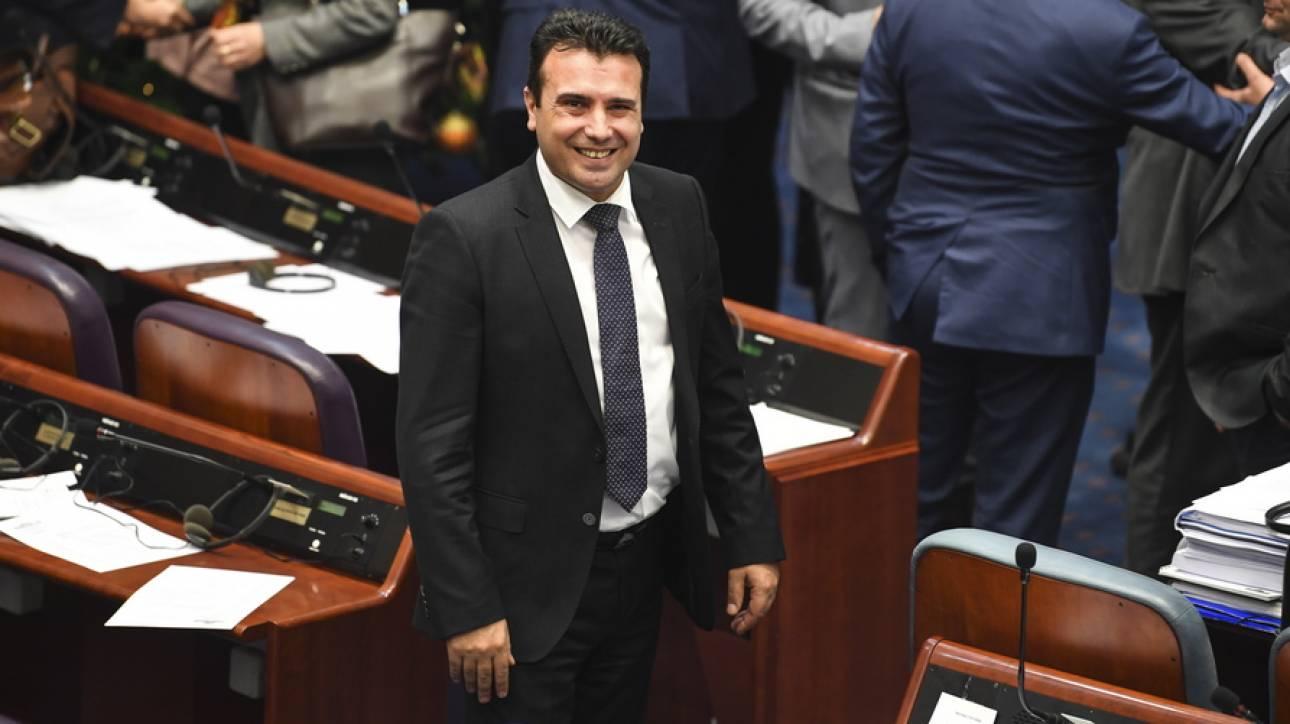 Την Τετάρτη υπογράφεται το πρωτόκολλο εισδοχής της πΓΔΜ στο ΝΑΤΟ