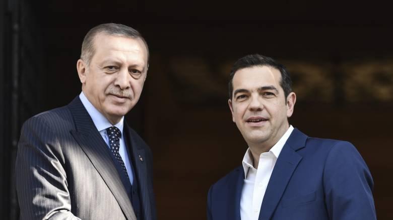 Εκπρόσωπος Ερντογάν: Θα μιλήσουμε με τον Τσίπρα για Τούρκους της Θράκης και νησιά του Αιγαίου