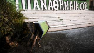 Επίθεση έξω από σύνδεσμο φιλάθλων του Παναθηναϊκού στο Περιστέρι