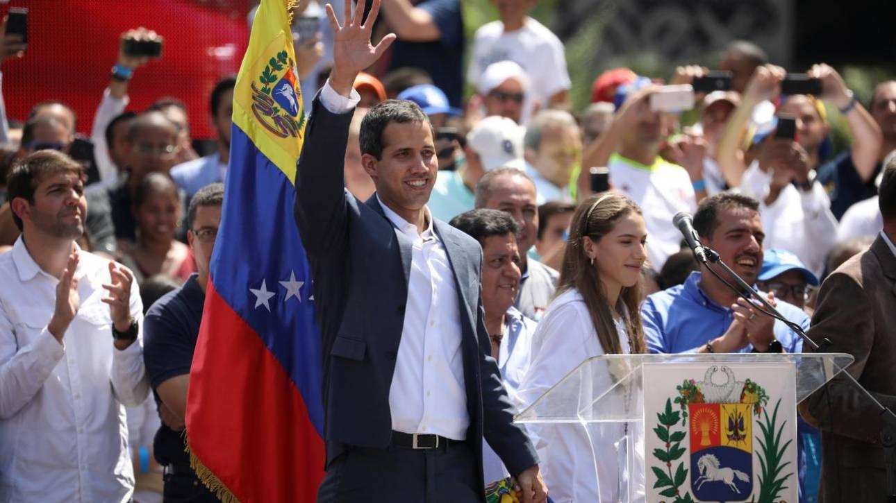 Τη στήριξη του στρατού στον Γκουαϊδό ζητά η Ομάδα της Λίμα