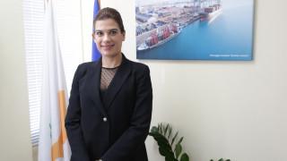 Νατάσα Πηλείδου: «Κάναμε τη ναυτιλία πυλώνα της κυπριακής οικονομίας»