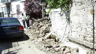 Πρέβεζα: Μικρές υλικές ζημιές από το σεισμό – Ψυχραιμία συνιστά ο δήμαρχος
