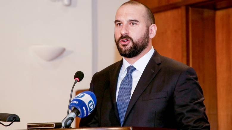 Τζανακόπουλος: Μετά τις Πρέσπες, μπορούμε να προσανατολιστούμε στις σχέσεις μας με την Τoυρκία