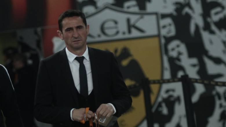 Επιστρέφει στην ΑΕΚ ο Χιμένεθ!