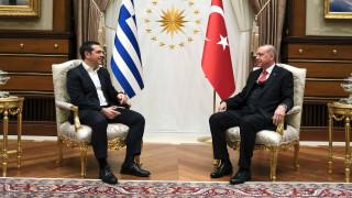 Συνάντηση Τσίπρα – Ερντογάν: Τα είπαν για περισσότερες από δύο ώρες