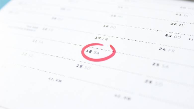 Αργίες 2019: Δείτε πότε «πέφτουν» Πάσχα και Καθαρά Δευτέρα