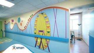 Πώς ο ΟΠΑΠ αλλάζει την εικόνα των δύο παιδιατρικών νοσοκομείων