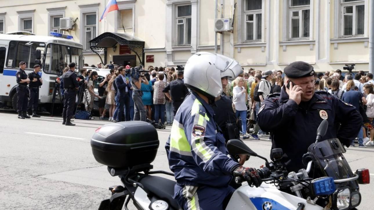 Χάος στη Μόσχα μετά από απειλές για βόμβες: Απομακρύνθηκαν 50.000 άτομα από 200 κτήρια