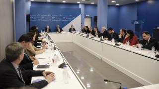 Σε εκλογικό συναγερμό έθεσε τη ΝΔ ο Μητσοτάκης: «Κομματικός υπάλληλος - πιόνι o Βούτσης»