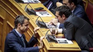 Οι μυστικές δημοσκοπήσεις που έχουν στα χέρια τους Τσίπρας και Μητσοτάκης