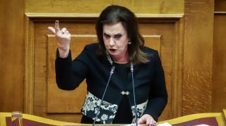 Μεγαλοοικονόμου κατά πάντων στη Βουλή - Επεισόδιο με Μάριο Γεωργιάδη