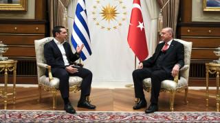 Γνωστός Έλληνας αθλητής έδωσε το «παρών» στο δείπνο του Ερντογάν για τον Τσίπρα
