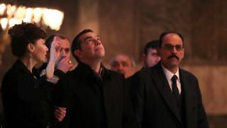 Επίσκεψη Τσίπρα στην Τουρκία: Στην Αγία Σοφία ο πρωθυπουργός